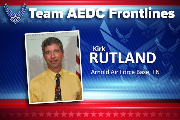 Kirk Rutland (U.S. Air Force graphic)