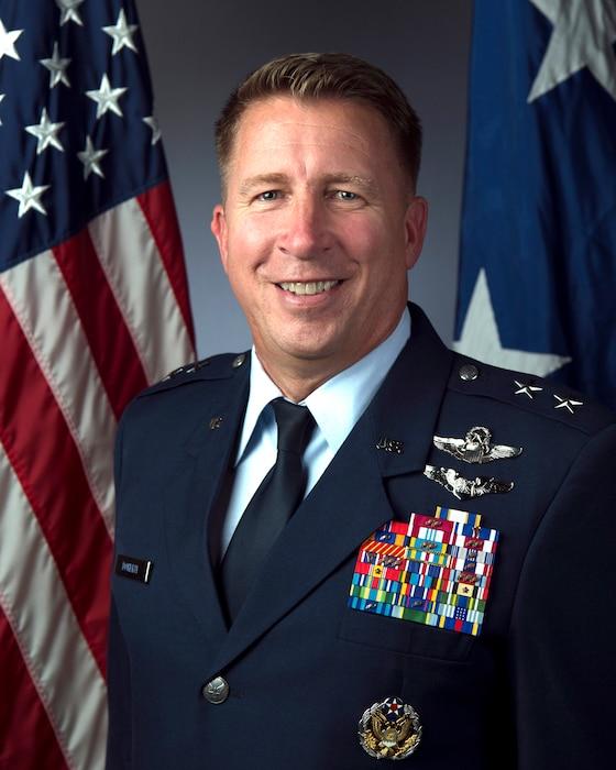 Maj. Gen. Patrick J. Doherty official photo