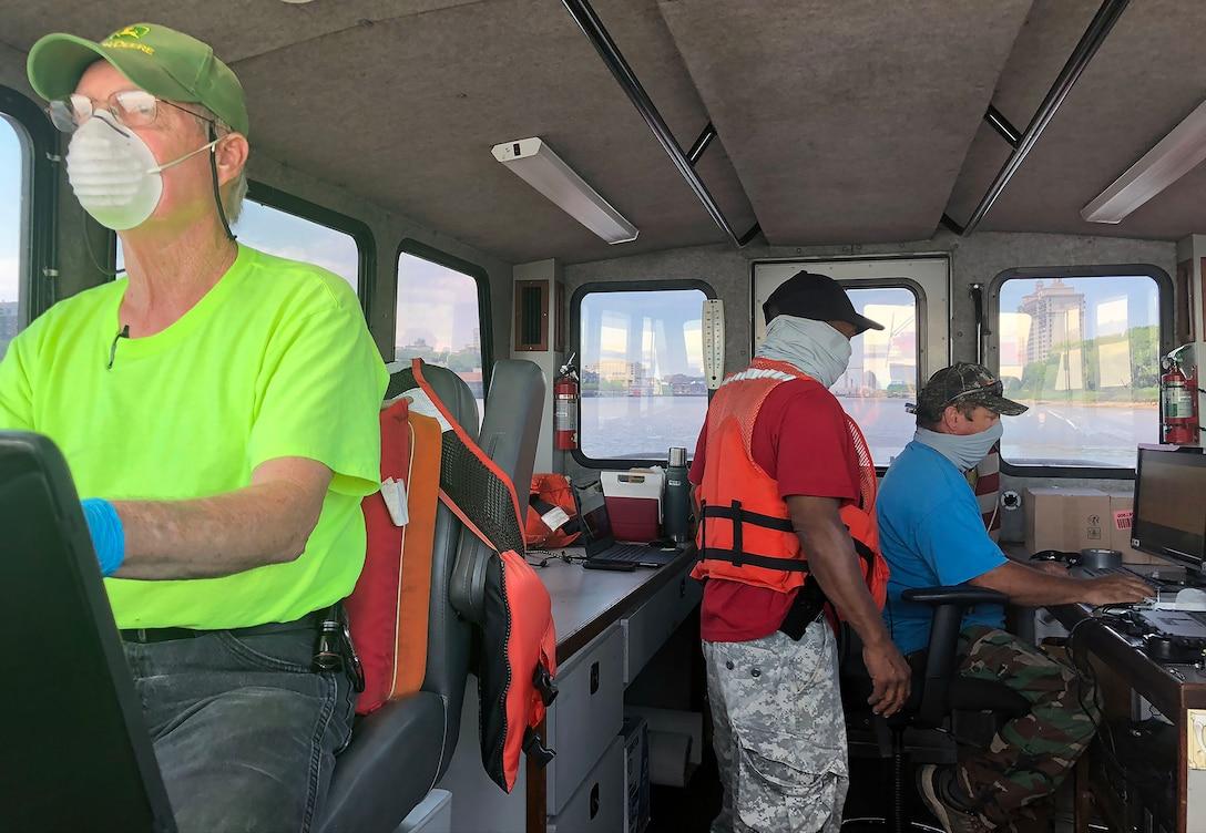 Hydro Survey Team