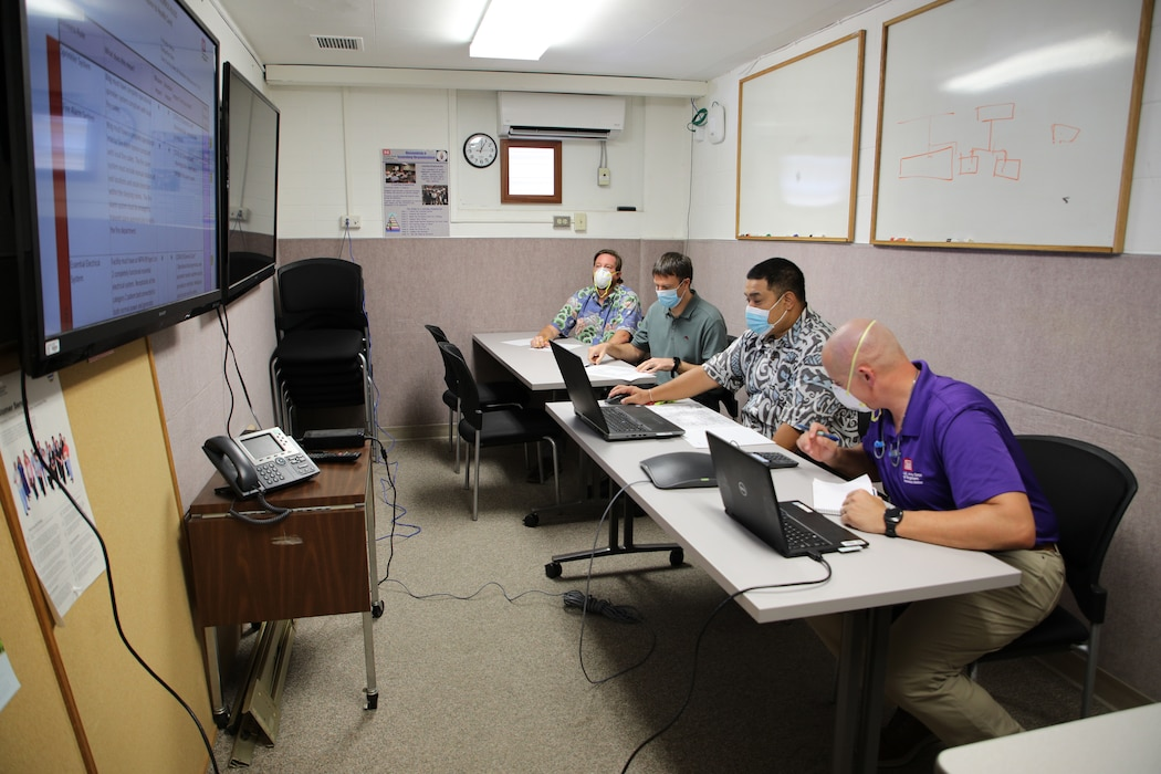 Honolulu District's site assessment team conducted its first-ever virtual technical site assessments May 6 and May 7 with FEMA, state of Hawaii, Department of Health and Human Services, and Hawaii County officials seeking to have the North Hawaii Community Hospital and Kona Community Hospital medical locations evaluated for potential upgrades to Alternate Care Facilities.