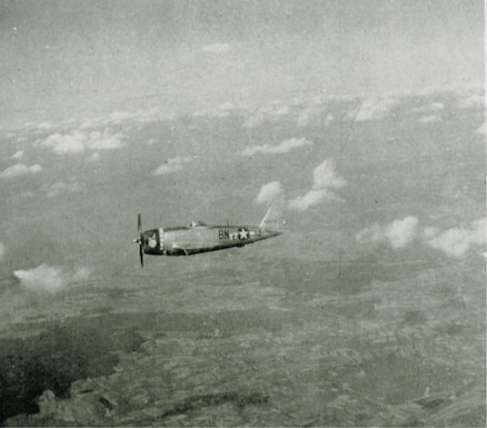 There at the Finish – The 371st Fighter Group on Victory in Europe Day