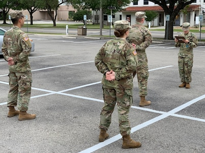MEDCoE Noncommissioned Officer Academy lends expertise in support of Fort Hood