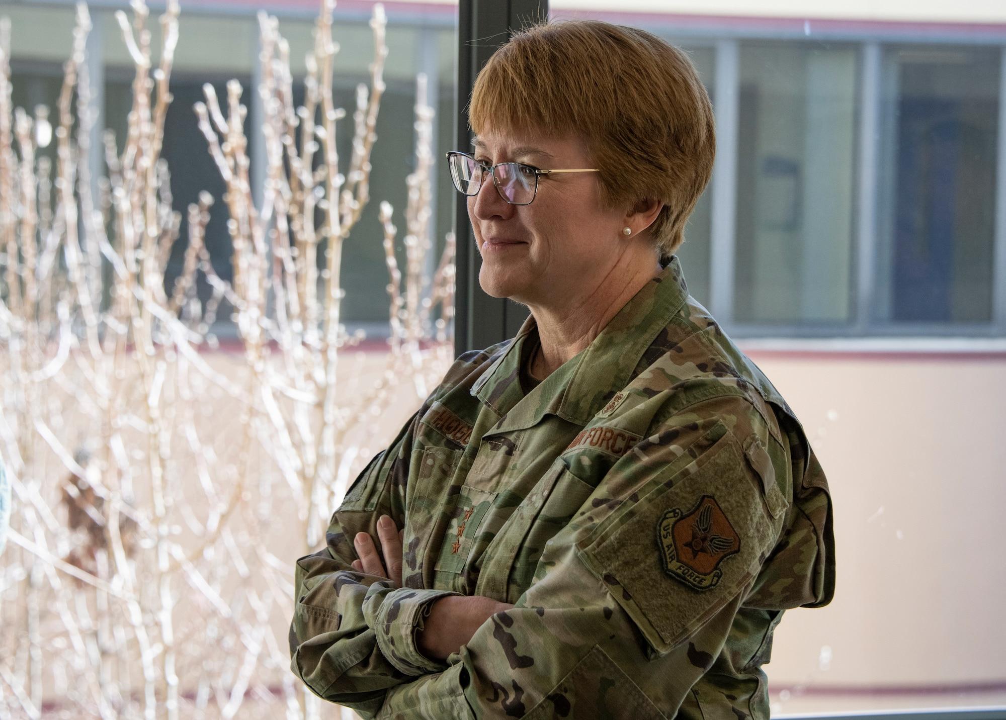 Lt. Gen. Dorothy Hogg