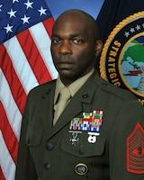 Master Gunnery Sergeant Terrance L. Meekins Commandant, USSTRATCOM