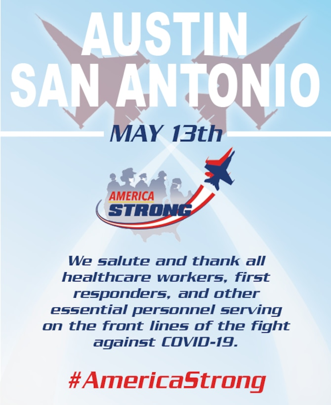America Strong graphic