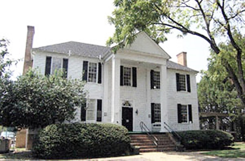 Norfolk District, U.S. Army Corps of Engineers is managing a $3.28 million restoration of Bellwood Manor House at the military supply depot in Richmond, Virginia. The house has been listed on the National Register of Historic Places since 1978. Restoration work is expected to begin later this month and the project should be completed in a year. (Courtesy photo)