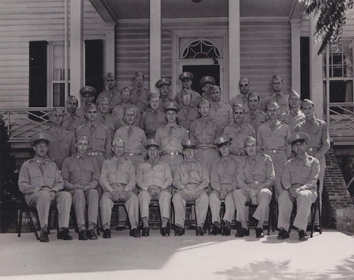 Because of its proximity to the James River and established railroad lines and roads in Virginia, Bellwood Manor was purchased by the federal government in 1941 for use as a military supply depot, under Army Quartermaster Corps command. It's now Defense Supply Center Richmond. (Courtesy photo)