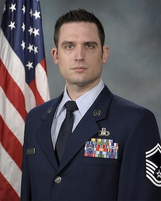 Senior Master Sgt. Jacob Frohreich is the Superintendent, Religious Affairs, 439th Airlift Wing Chaplain Corps. (U.S. Air Force photo)