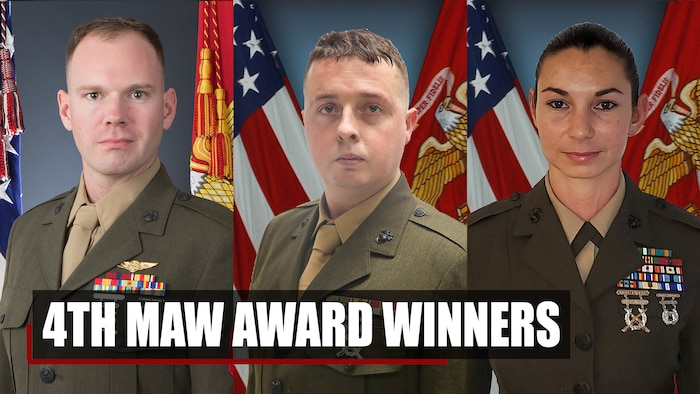 4th MAW Award Winners