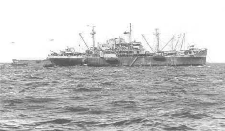 USS Bayfield (APA-33); ex-SS Sea Bass > United States Coast Guard > Other  Vessels (Non-CG)