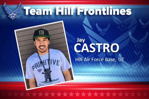 Team Hill Frontlines: Jason Castro
