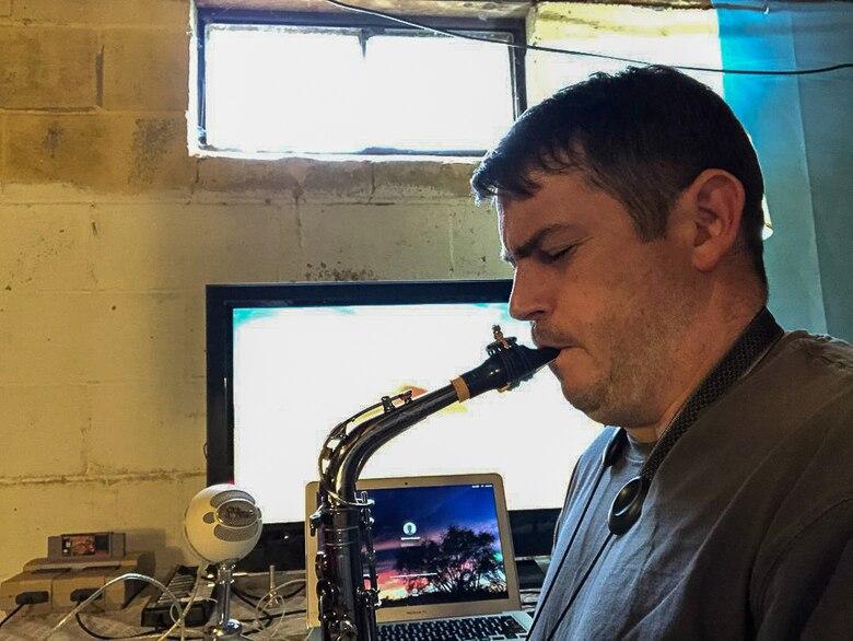 Army Reserve band creates interactive virtual mentorship program
