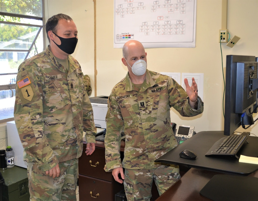 311th ESC conducts its first Virtual Battle Assembly
