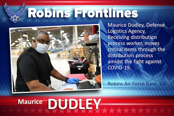 Robins Frontlines: Maurice Dudley