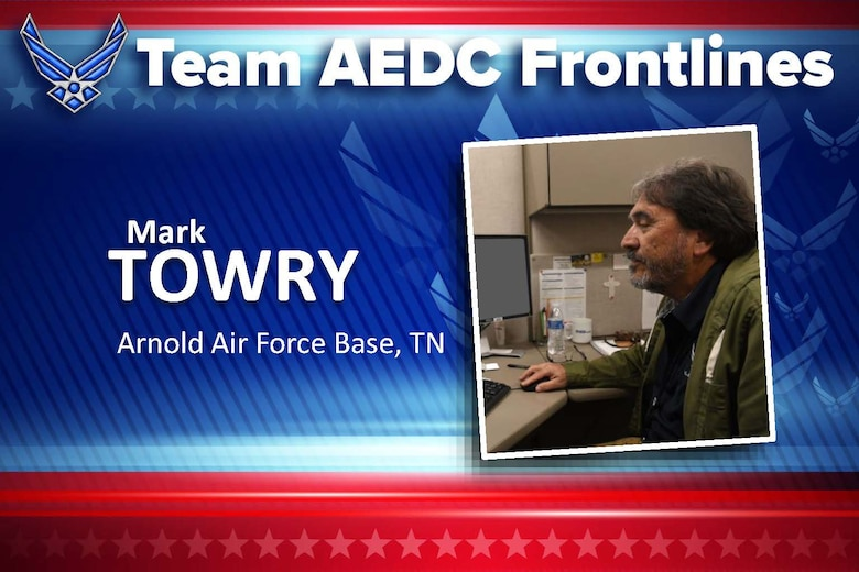 Mark Towry (U.S. Air Force graphic)