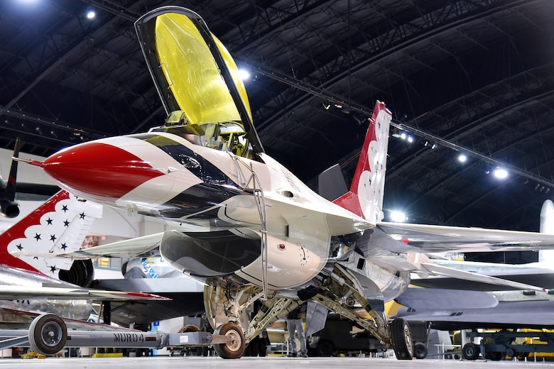 F-16 Jet Aircraft