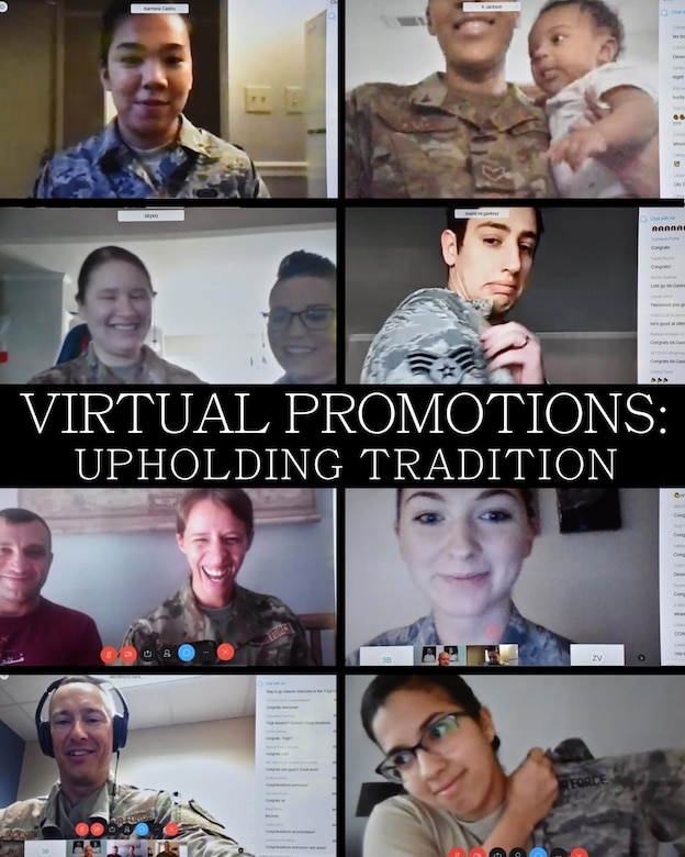 Virtual promotions: Upholding tradition photo