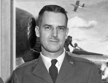 Photo of Edward G. Lansdale.