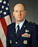 Brig. Gen. Jason Hinds official photo