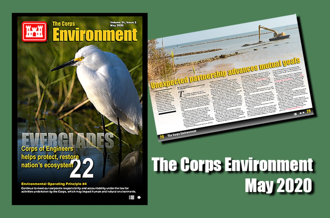 This edition highlights protecting and preserving the environment, in support of Environmental Operating Principle #4. The content within this issue showcases the extraordinary environmental stewardship efforts across the Army.