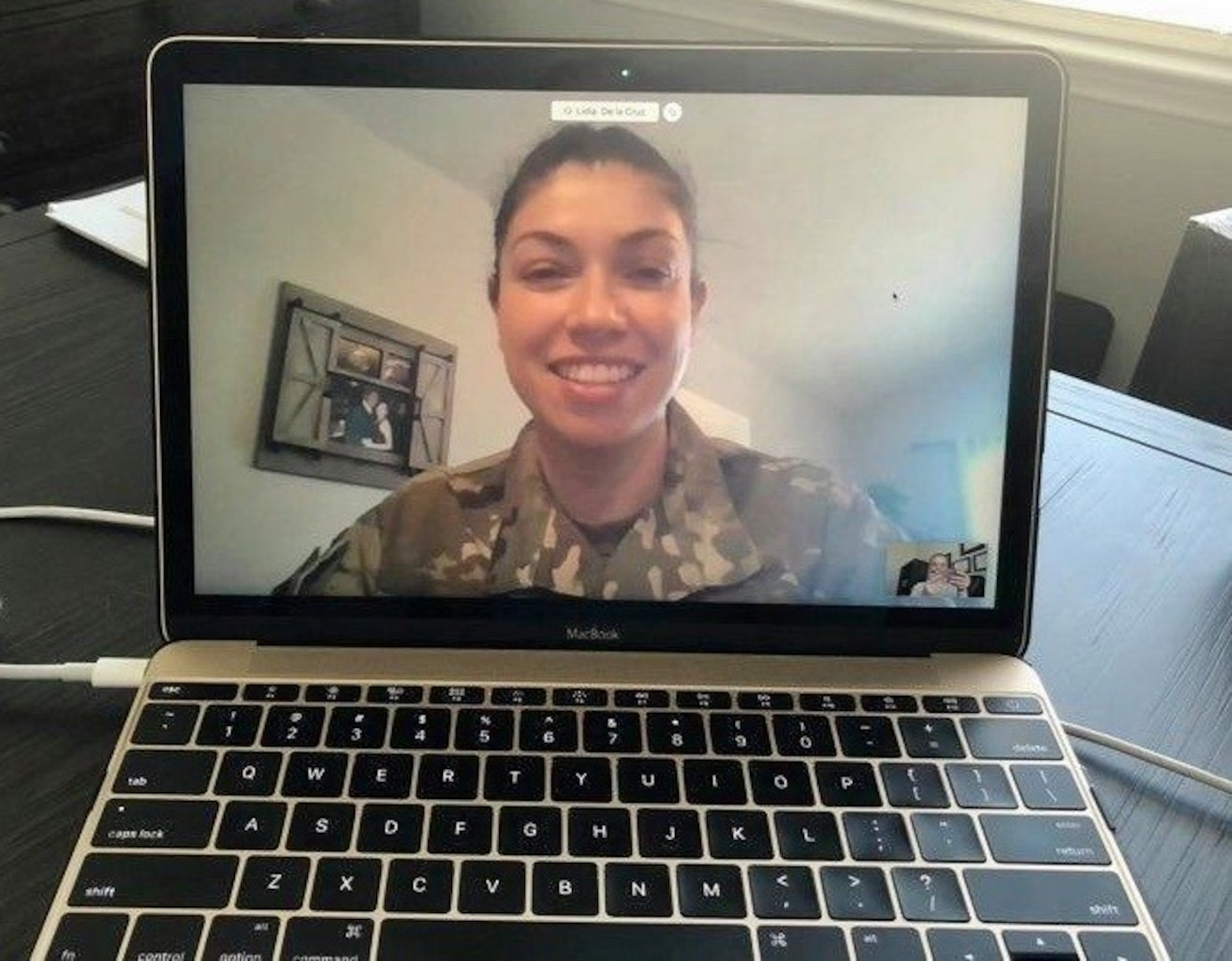IAAFA staff work with students across the Americas to teach professional military education to partner nation military student via distance learning. (Courtesy Photo)