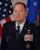 This is the official portrait of Brig. Gen. Preston McFarren.