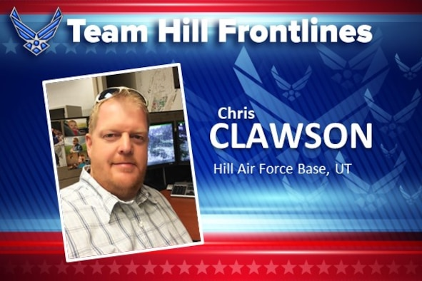 Team Hill Frontlines: Chris Clawson