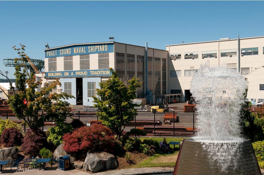 Puget Sound Naval Shipyard & IMF