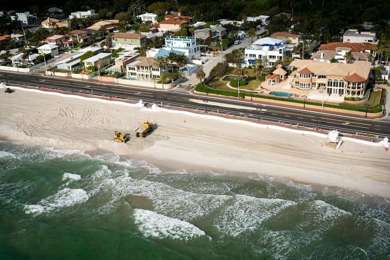 Broward County Segment II Beach Construction