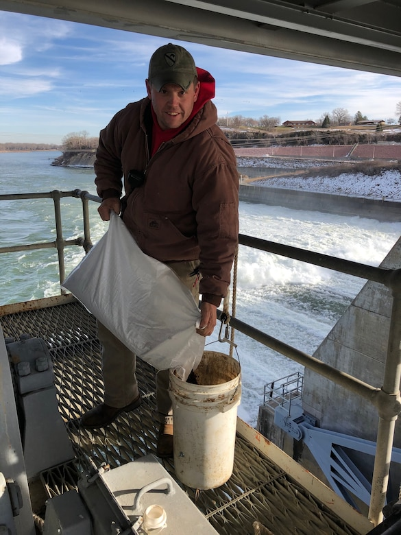 1st Cav USACE nebraska dam Army levees Gavins Point