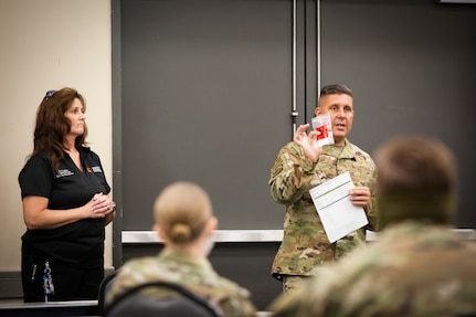 Utah National Guard Supports Utah Department of Health with COVID-19 Response