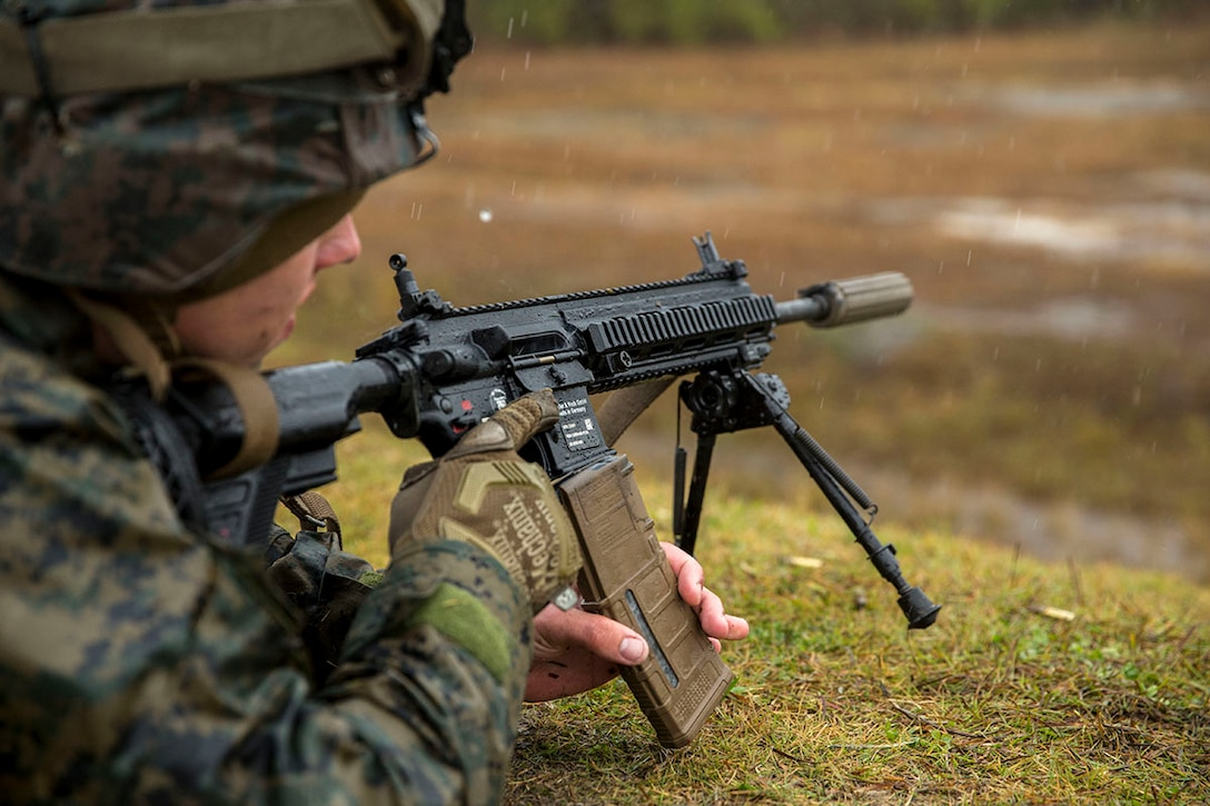 PM Infantry Weapons undergoing largest modernization effort in decades