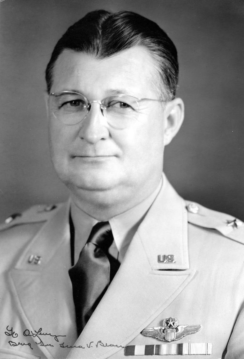 Maj. Gen. Lucas Beau official photo