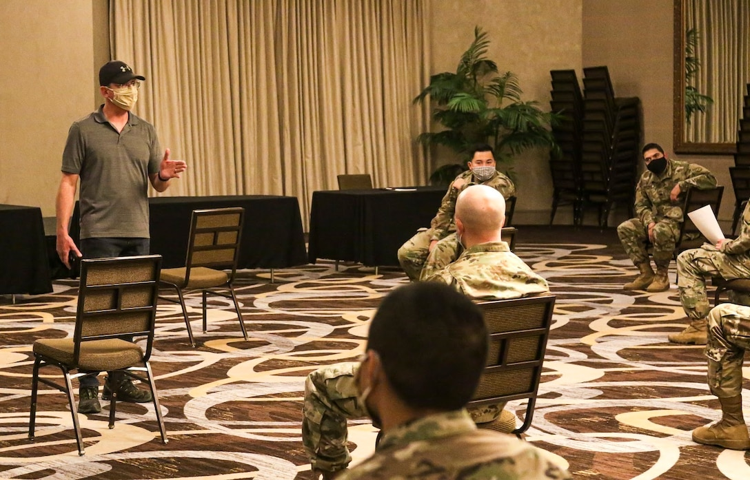 Medical Task Force departs Philadelphia after COVID-19 response