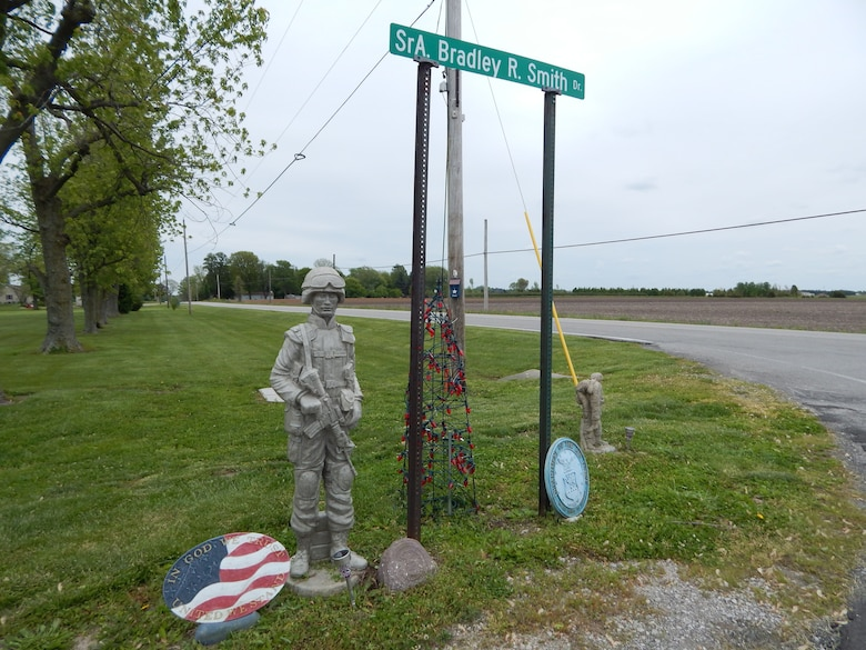 Memorial Day statues