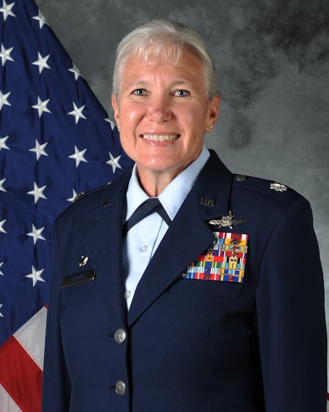 Lieutenant Colonel Angela Herron