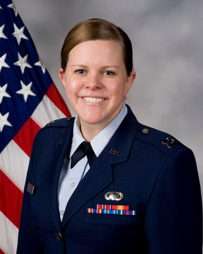 Maj Jamie Lee Johnson