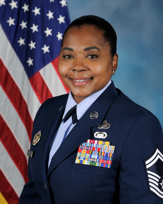ELEANOR L. CULMER, CMSgt