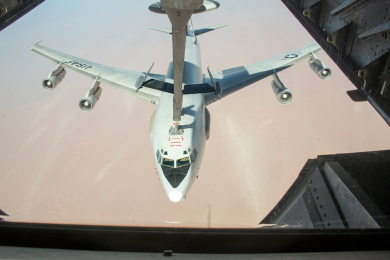 908 EARS refuels 3 airframes on single mission