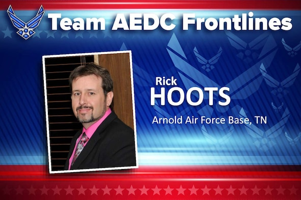Rick Hoots (U.S. Air Force graphic)