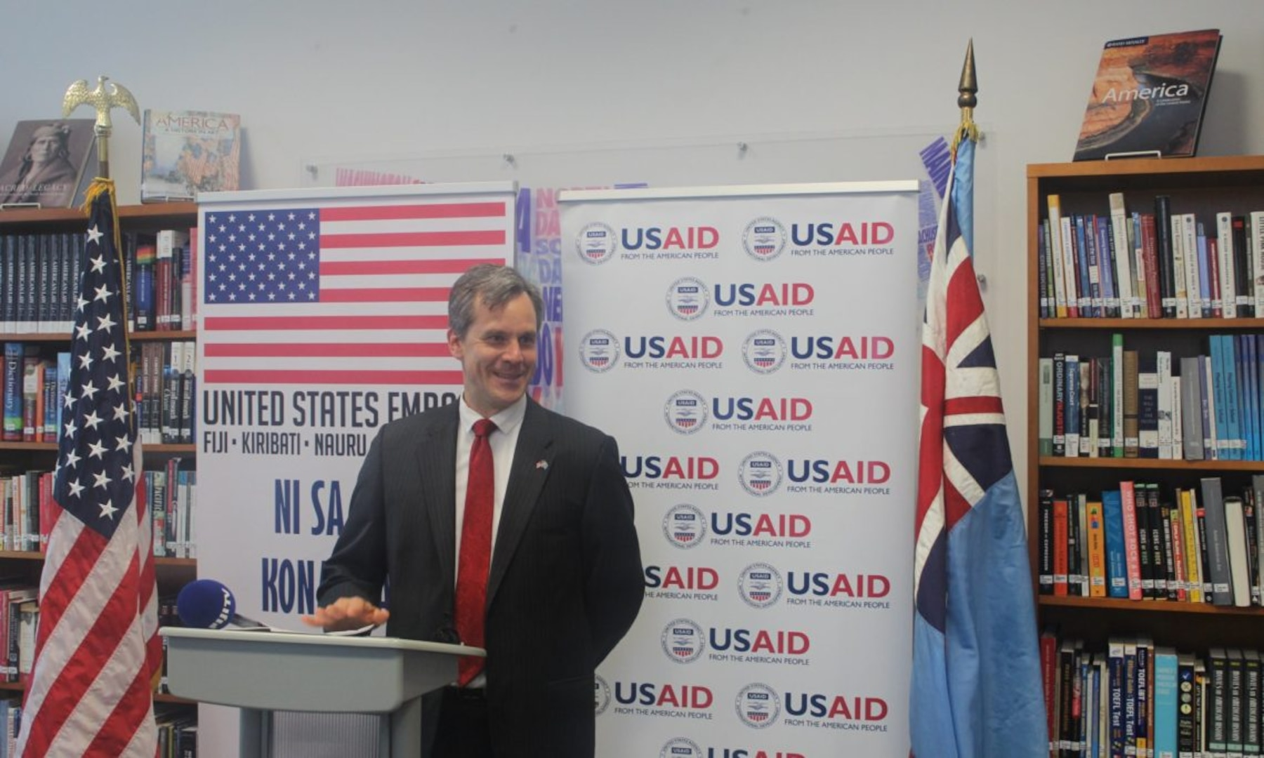 U.S. Government Provides Additional US$9.9 Million to Support COVID-19 Efforts in the Pacific Islands Region
