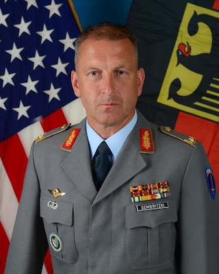 Brigadier General (DEU) Jared Sembritzki