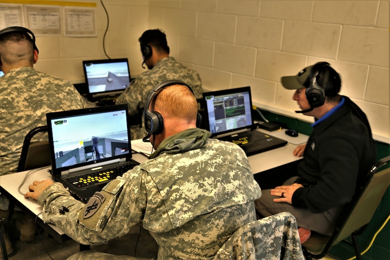 New simulations buildings at Fort McCoy mean improved capability for training
