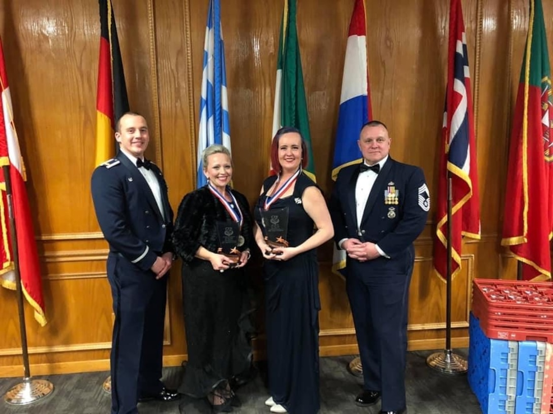 Sheppard Air Force Base Annual Award Ceremony. (Courtesy photo)