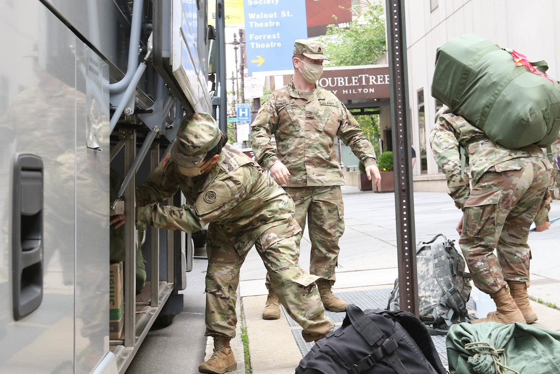 352nd CSH Soldiers complete their mission