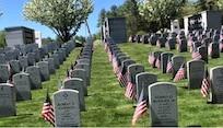 NH Veterans Cemetery in Boscawen.