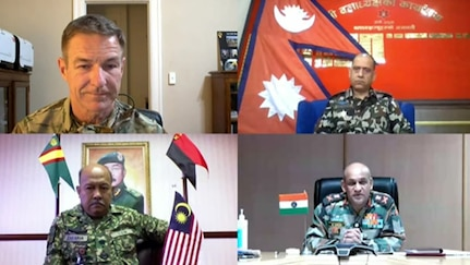 New Normal for Indo-Pacific Partners May Include Larger Virtual Presence