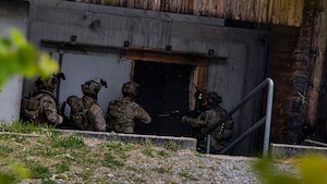 Green Berets business as usual during COVID-19