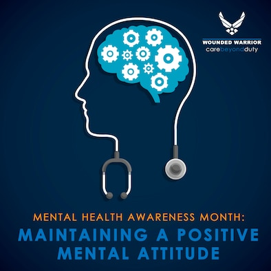 The 39th Medical Group mental health clinic works to help educate the public about benefits of staying mentally fit. Individuals who find themselves losing interest in things they used to enjoy, having difficulty concentrating or experiencing problems with sleep, appetite or energy should consider seeking help. (U.S. Air Force graphic by Kortinae Lozano)