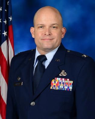Col Jason M. Mitchell, 31st Maintenance Group commander. (Courtesy Photo)